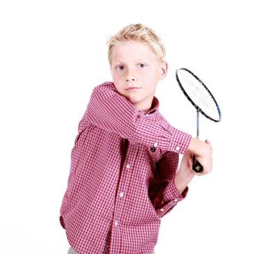 Image - Badminton Jeune